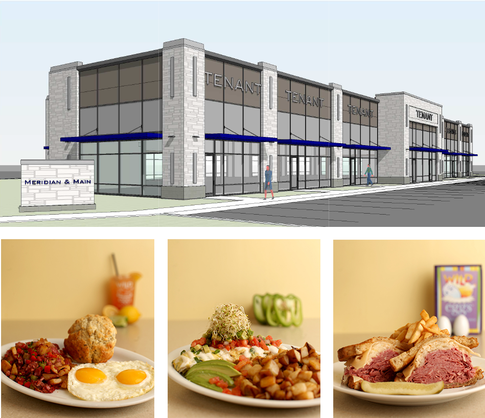 Wild Eggs Announces Meridian & Main Location
