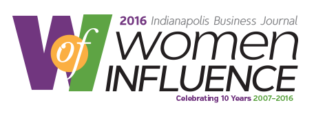 IBJ Women of Influence logo