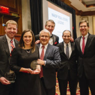 NAIOP Selects Browning for Three Top Awards