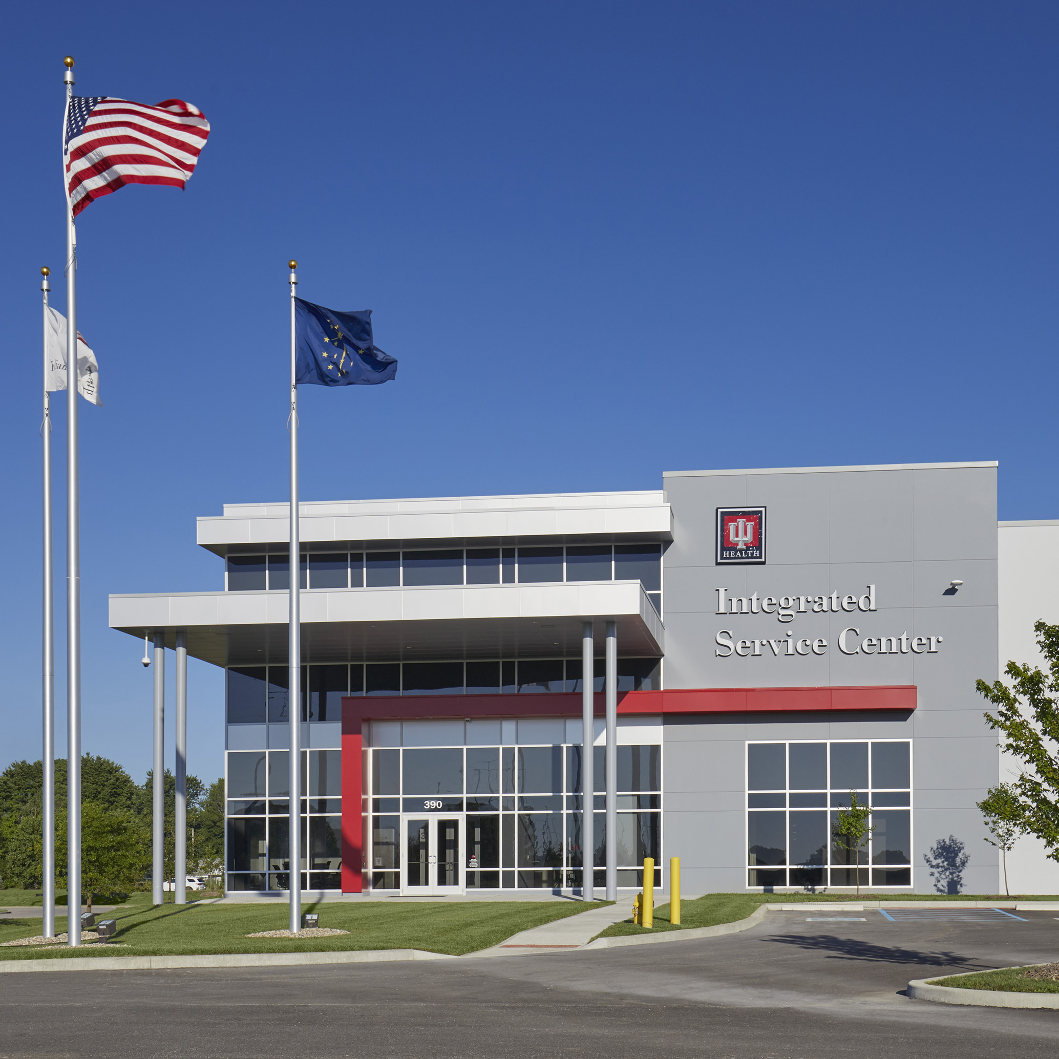 IU Health Integrated Distribution Center
