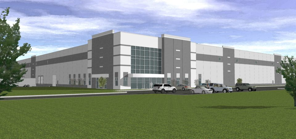Browning/Duke Realty's New Warehouse in AllPoints Midwest Fully Leased