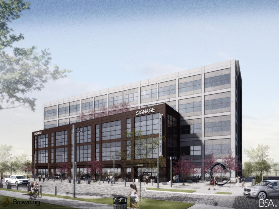 First new building in 16 Tech fully leased