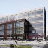 16 Tech Innovation District breaks ground