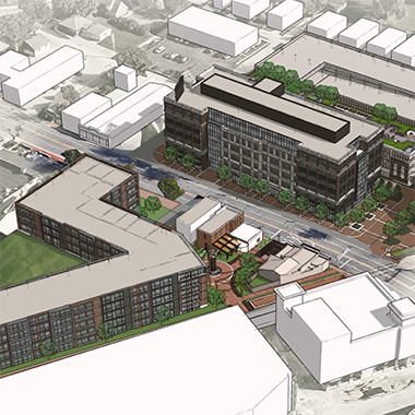 116th Street Mixed Use Development