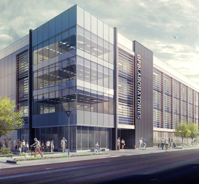 Adaptive Lab + Studio at Discovery Park District