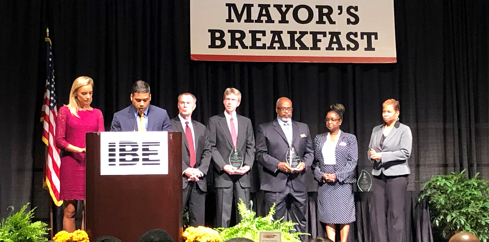 Browning Davis earns Mayor's Diversity Above and Beyond Award