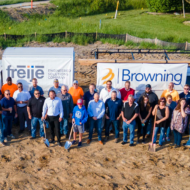 frēijēHQConstructionStarts in Lawrence Trades District